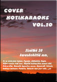 Cover Kotikaraoke Vol.10 (DVD)