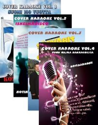COVER KOTIKARAOKE 4-PACK