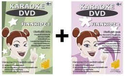 FINNKIDZ TWO PACK (2 x DVD)