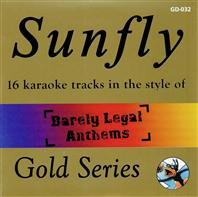 Barely Legal Anthems (CD+G)