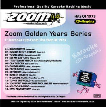 Zoom Golden Years 1973