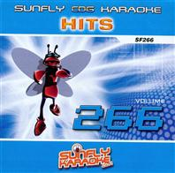 Sunfly Hits 266 (CD+G)