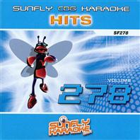 Sunfly Hits 278 (CD+G)