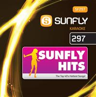 Sunfly Hits 297 (CD+G)