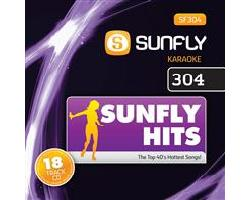 Sunfly Hits 304 (CD+G)