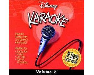 Disney Karaoke Vol.2 (CD+G)