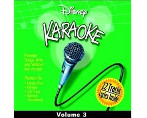 Disney Karaoke Vol.3 (CDG)