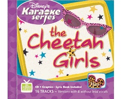 The Cheetah Girls Karaoke (CD+G)