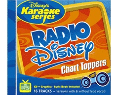 Radio Disney Chart Toppers (CD+G)