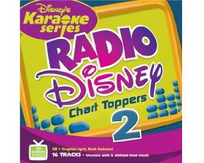 Radio Disney Chart Toppers 2 (CDG)