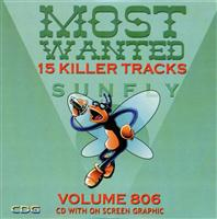 Sunfly Most Wanted 806 (CD+G)