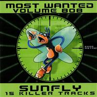 Sunfly Most Wanted 808 (CD+G)