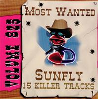 Sunfly Most Wanted 825 (CD+G)