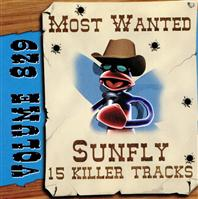 Sunfly Most Wanted 829 (CD+G)