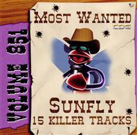 Sunfly Most Wanted 851 (CD+G)