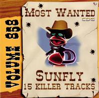 Sunfly Most Wanted 858 (CD+G)