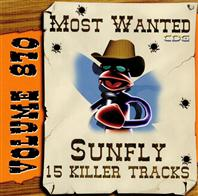 Sunfly Most Wanted 870 (CD+G)