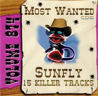 Sunfly Most Wanted 874 (CD+G)
