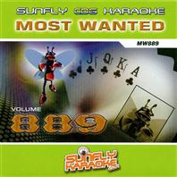 Sunfly Most Wanted 889 (CD+G)