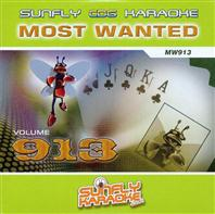 Sunfly Most Wanted 913 (CD+G)