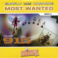 Sunfly Most Wanted 915 (CD+G)