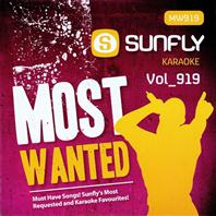 Sunfly Most Wanted 919 (CD+G)