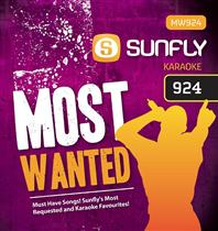 Sunfly Most Wanted 924 (CD+G)