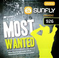 Sunfly Most Wanted 926 (CD+G)