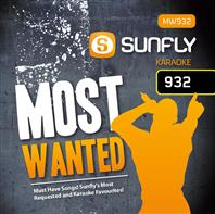 Sunfly Most Wanted 932 (CD+G)
