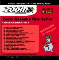 Zoom Karaoke Hits - Volume 14 (CDG)