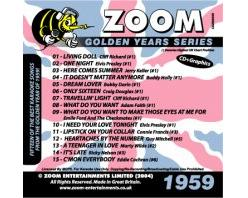 Zoom Golden Years 1959