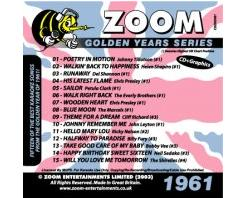 Zoom Golden Years 1961