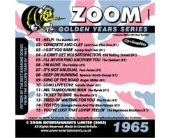 Zoom Golden Years 1965