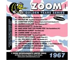Zoom Golden Years 1967