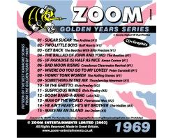Zoom Golden Years 1969