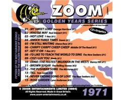 Zoom Golden Years 1971