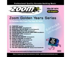 Zoom Golden Years 1974