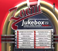 Jukebox Classic Oldies Karaoke Vol 01 (CDG)