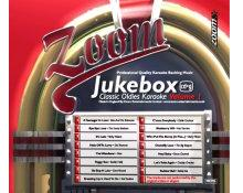 Zoom Karaoke Jukebox Classic Oldies Karaoke Vol 10 (CD+G)