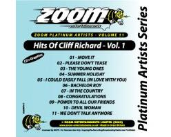 Platinum Artists: Cliff Richard Vol.1