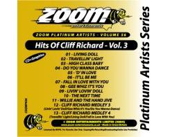 Platinum Artists: Cliff Richard Vol.3
