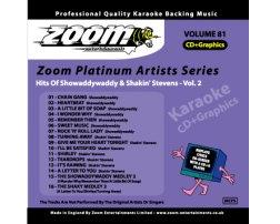 Platinum Artists: Showaddywaddy & Shakin' Stevens Vol.2
