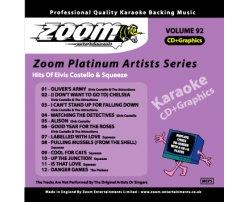 Platinum Artists: Elvis Costello & Squeeze