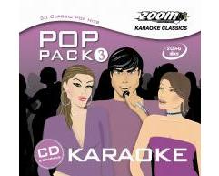 Zoom Karaoke Pop Pack 3 (2 CD+G's)