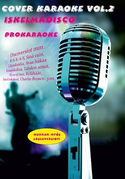 COVER PRO KARAOKE Vol.2 - Iskelmädisco (DVD)