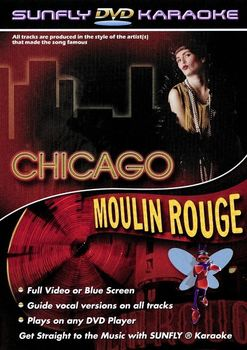 Sunfly DVD - Chicago & Moulin Rouge