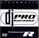 DVD PICTO MUSIC DJ PRO KARAOKE VOL.R