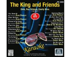 The King And Friends CD+G
