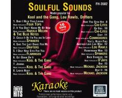 Soulful Sounds CD+G
