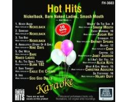 Hot Hits CD+G